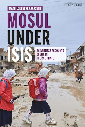 Mosul under ISIS cover