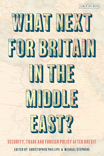 What Next for Britain in the Middle East? cover