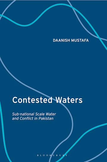 Contested Waters cover