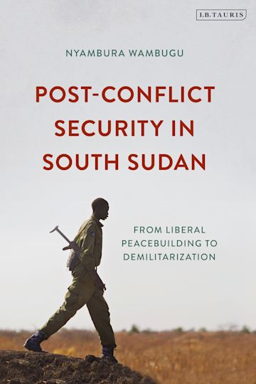 Post-Conflict Security in South Sudan cover