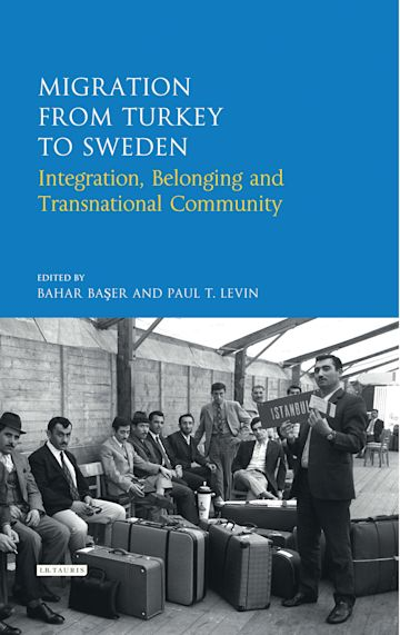 Migration from Turkey to Sweden cover