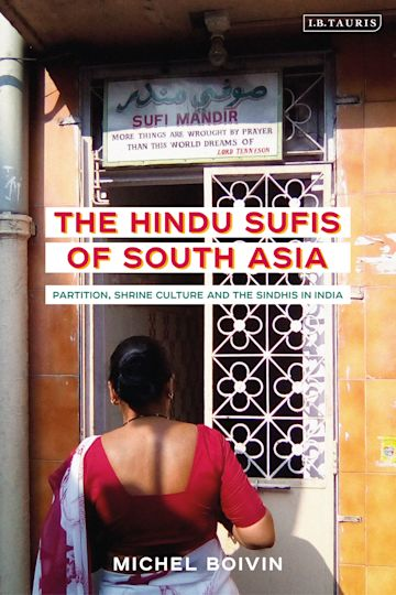The Hindu Sufis of South Asia cover