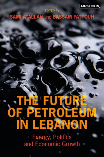 The Future of Petroleum in Lebanon cover