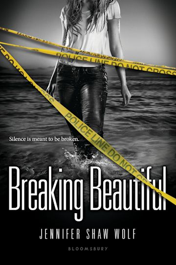 Breaking Beautiful cover