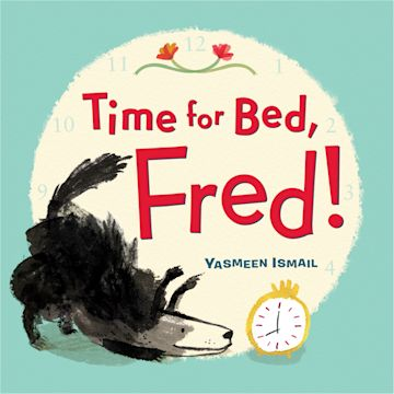 Time for Bed, Fred! cover