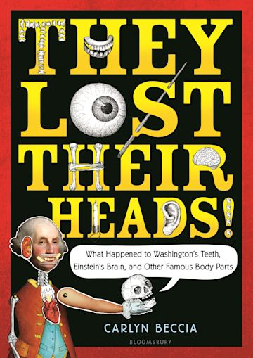They Lost Their Heads! cover