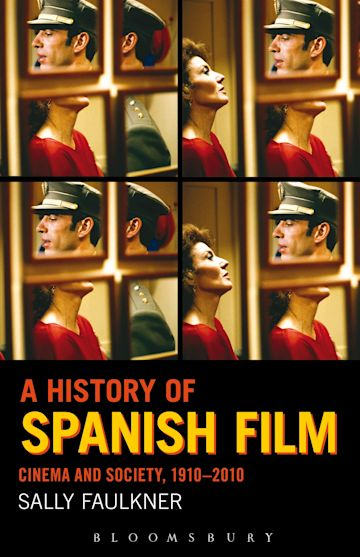 A History of Spanish Film cover