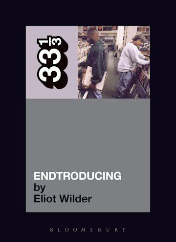 DJ Shadow's Endtroducing cover