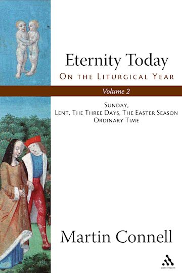 Eternity Today, Vol. 2 cover
