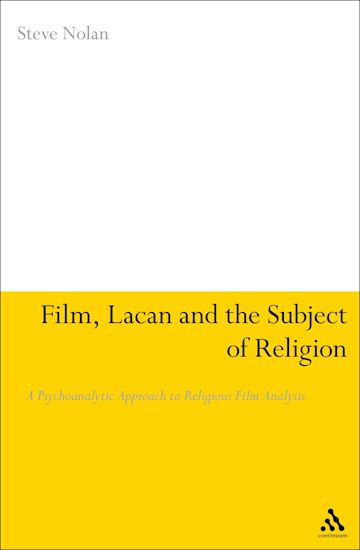 Film, Lacan and the Subject of Religion cover