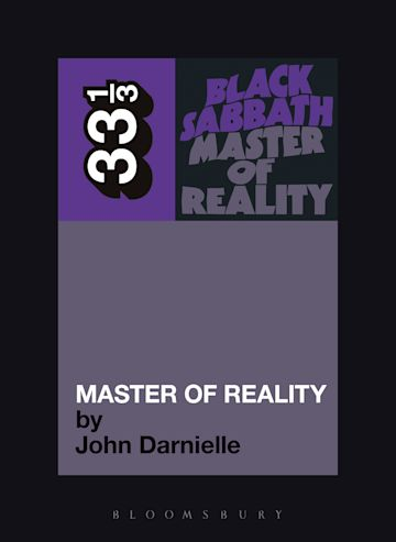Black Sabbath's Master of Reality cover