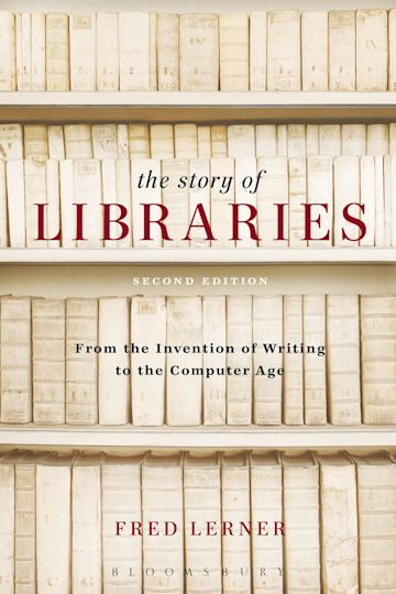 The Story of Libraries cover