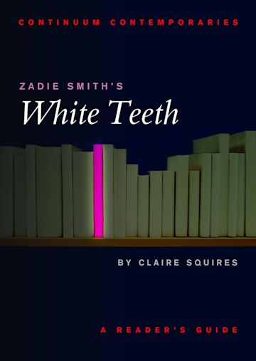 Zadie Smith's White Teeth cover
