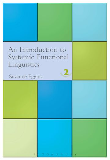 Introduction to Systemic Functional Linguistics cover