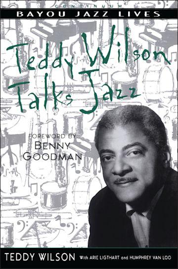 Teddy Wilson Talks Jazz cover