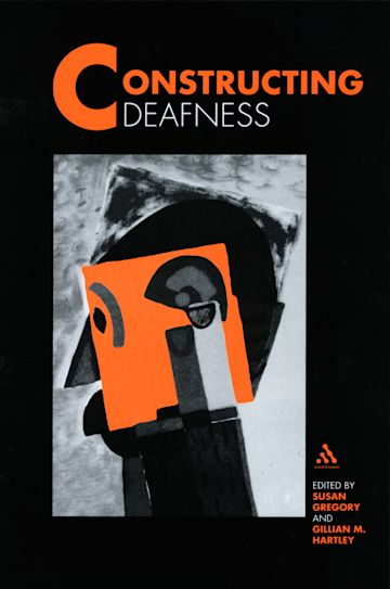 Constructing Deafness cover