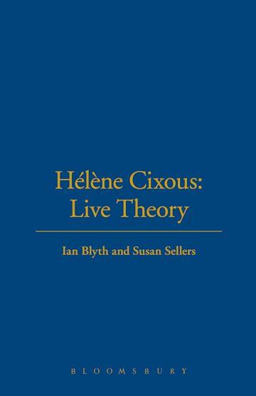 Hélène Cixous: Live Theory cover