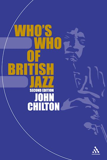Who's Who of British Jazz cover