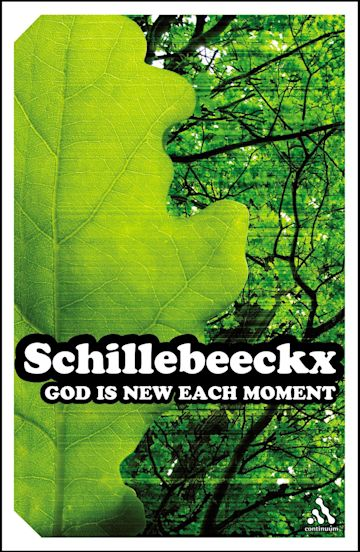 God is New Each Moment cover