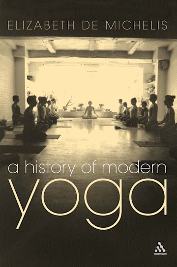A History of Modern Yoga cover