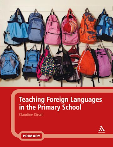 Teaching Foreign Languages in the Primary School cover