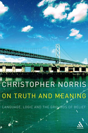 On Truth and Meaning cover