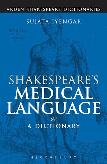 Shakespeare's Medical Language: A Dictionary cover