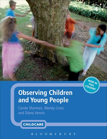 Observing Children and Young People cover