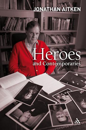 Heroes and Contemporaries cover