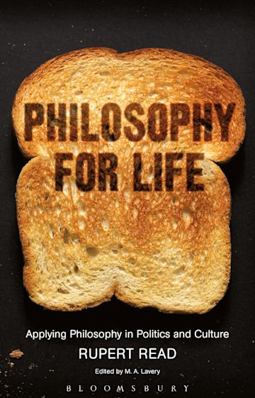 Philosophy for Life cover