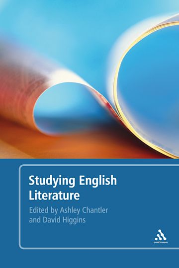 Studying English Literature cover