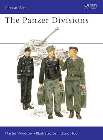The Panzer Divisions cover