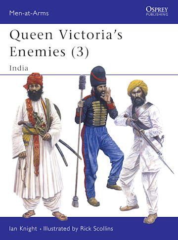 Queen Victoria's Enemies (3) cover
