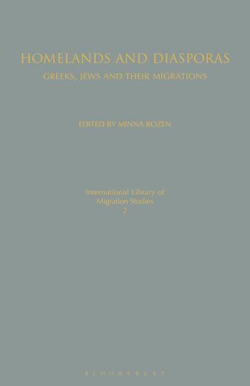 Homelands and Diasporas cover