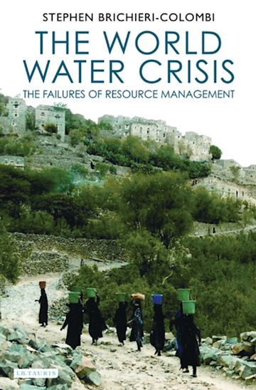 The World Water Crisis cover