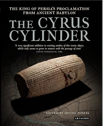 The Cyrus Cylinder cover