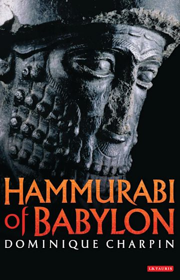 Hammurabi of Babylon cover