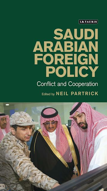Saudi Arabian Foreign Policy cover