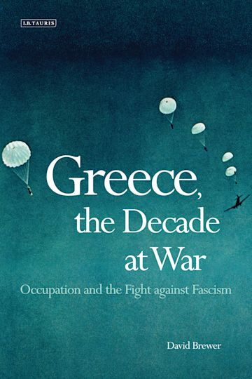 Greece, the Decade of War cover