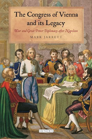The Congress of Vienna and its Legacy cover