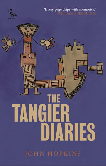 The Tangier Diaries cover