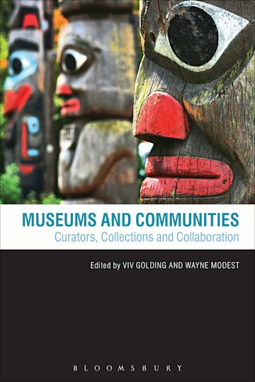 Museums and Communities cover