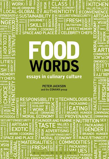 Food Words cover