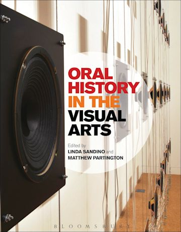 Oral History in the Visual Arts cover