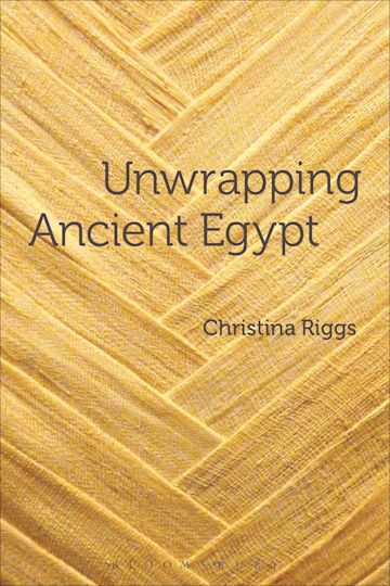 Unwrapping Ancient Egypt cover