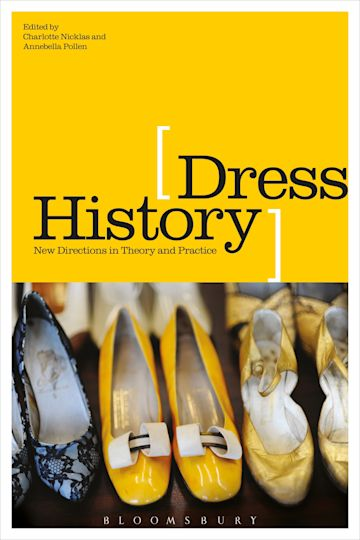 Dress History cover