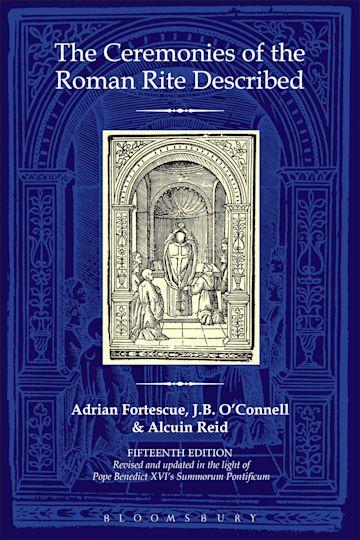 The Ceremonies of the Roman Rite Described cover