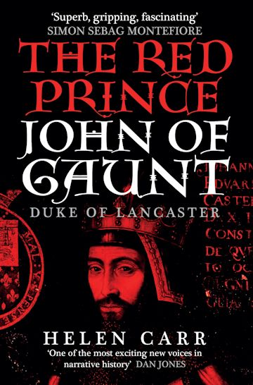 The Red Prince cover