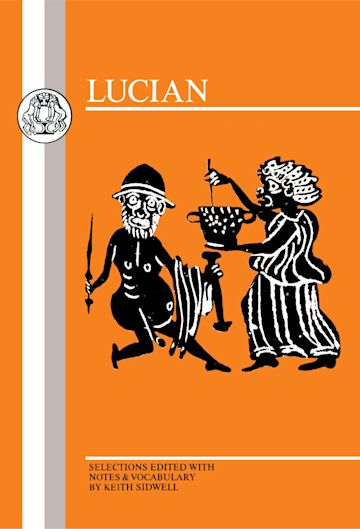 Lucian: Selections cover