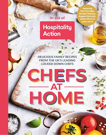 Chefs at Home cover
